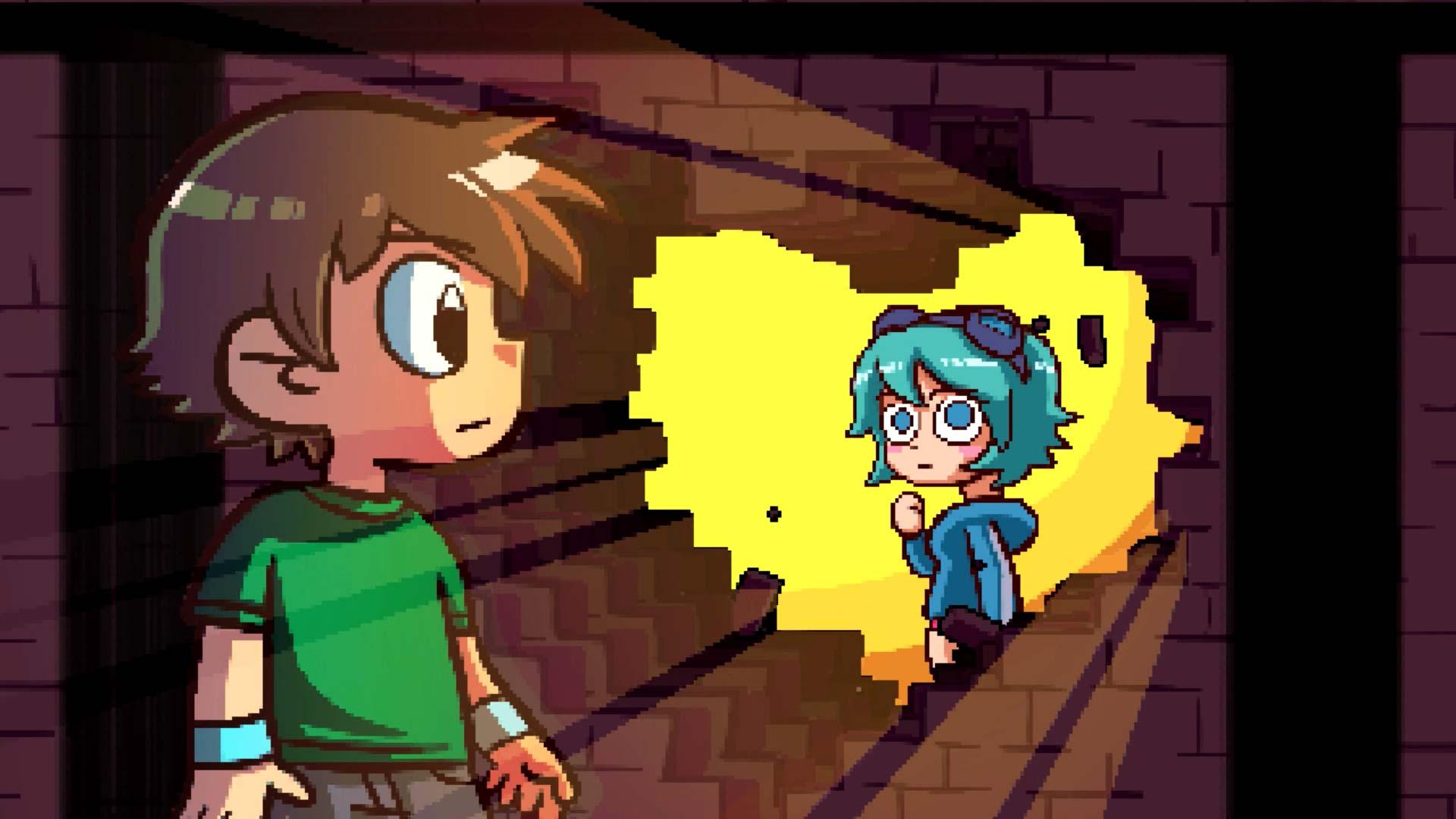 《歪小子斯科特 游戏完全版》将于明年一月发售